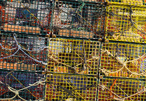 Steven Ralser - lobster pots