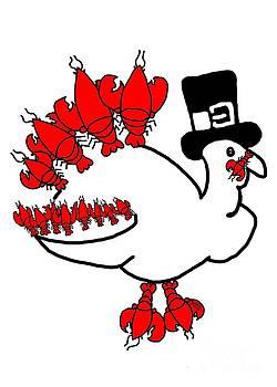 Julie Knapp - Lobster Turkey