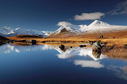 Loch Ba by Grant Glendinning