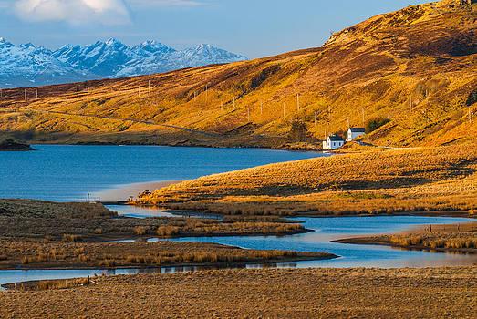 David Ross - Loch Fada Skye