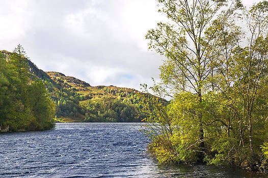 Jane McIlroy - Loch Katrine in the Trossachs - Scotland