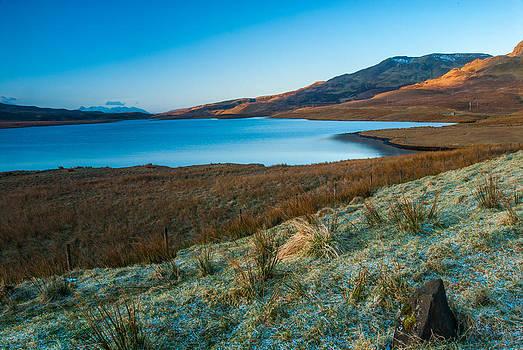David Ross - Loch Leathan Isle of Skye