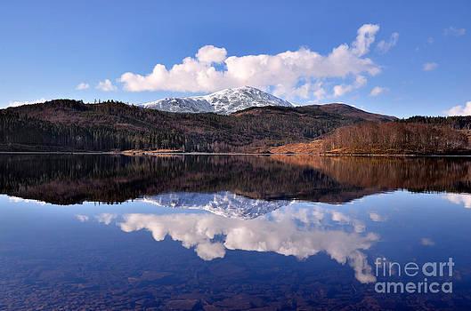Loch Lomond by Aditya Misra
