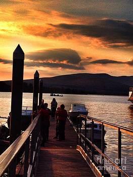 Loch Lomond sail by Michelle Hynes