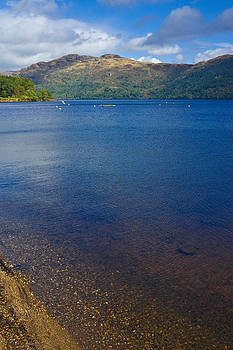 Jane McIlroy - Loch Lomond - Scotland