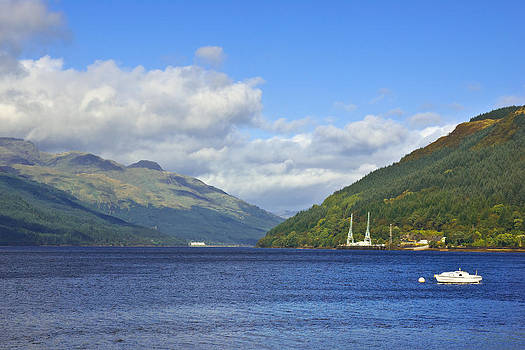 Jane McIlroy - Loch Long - Argyll - Scotland