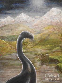 Loch Ness Monster by David Paterson