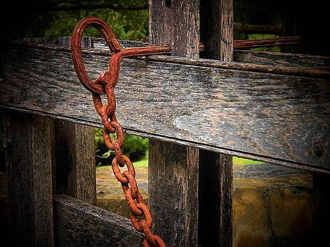 Lock and Key by Joyce Kimble Smith