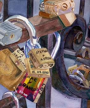 Locks of Luck by Lynne Reichhart