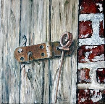 Locked by Anna-maria Dickinson