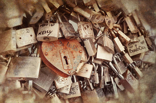 Locked Hearts by Christo Christov