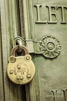 Locked by Lee Wellman
