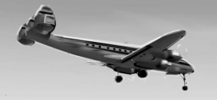 Marcello Cicchini - Lockheed Constellation 2