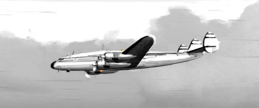 Marcello Cicchini - Lockheed Constellation