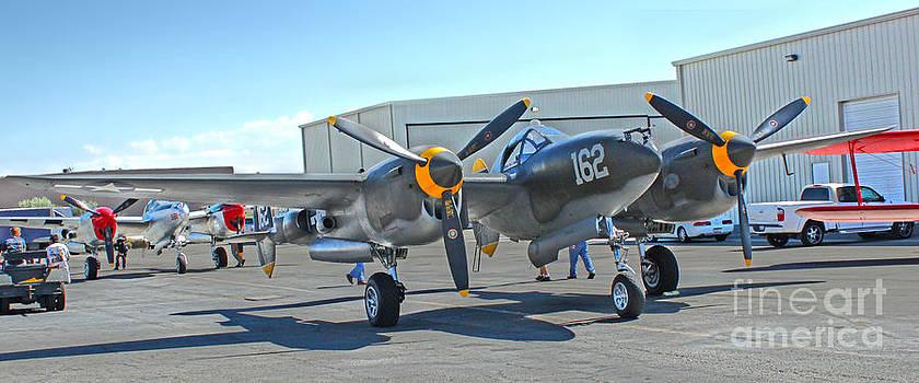 Gregory Dyer - Lockheed P-38 - 162 Skidoo - 06