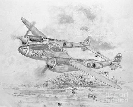 Jim Hubbard - Lockheed P-38 Lightening