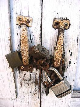 Locks 1 by David Campbell