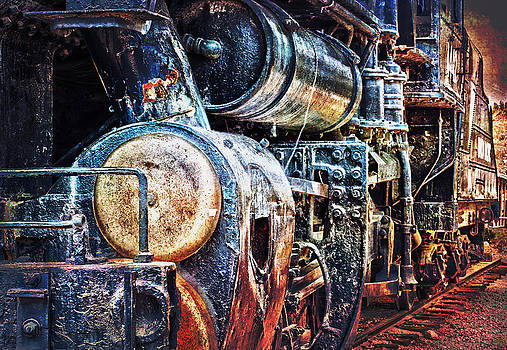 Gunter Nezhoda - Locomotive