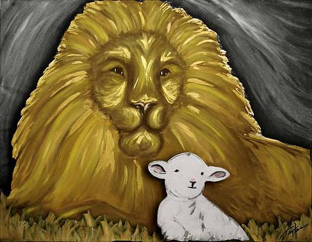 Loin and Lamb by Faytene Grasseschi