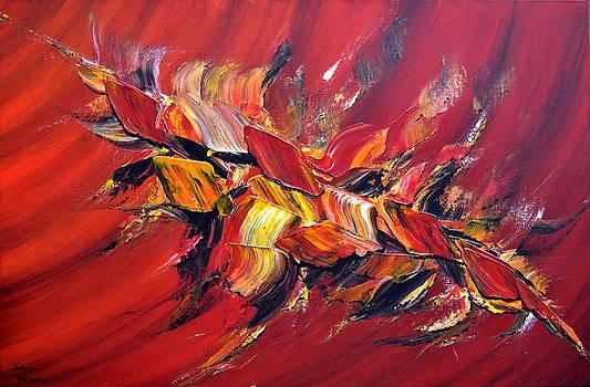 L'oiseau de feu by Thierry Vobmann