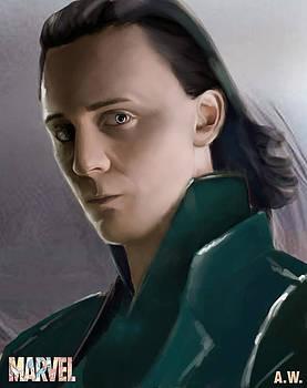 Loki by Andra Watson
