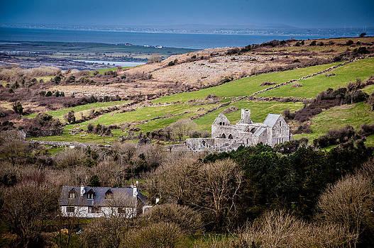 Looking Across The Burren by Kerri Garrison