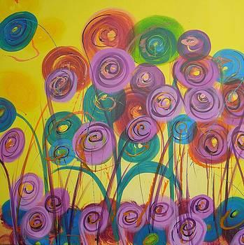 Lollipop Garden by Lynne Bishop