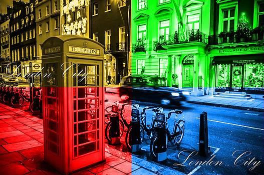 London Art1 by Fero Kopacik