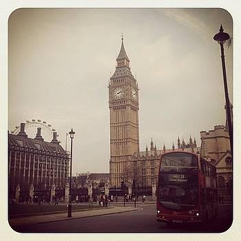 London. #bigben #londoneye #london by Ashley Millette