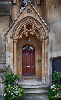London Door No. 4 by Karen Varnas