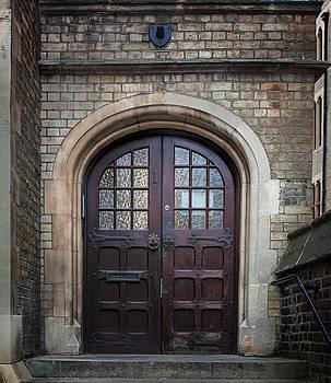 London Door No. 1 by Karen Varnas