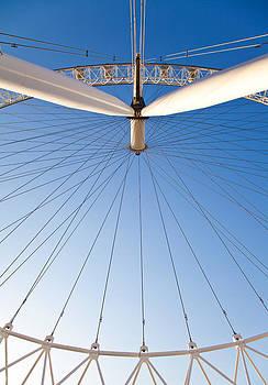 Adam Pender - London Eye Geometry