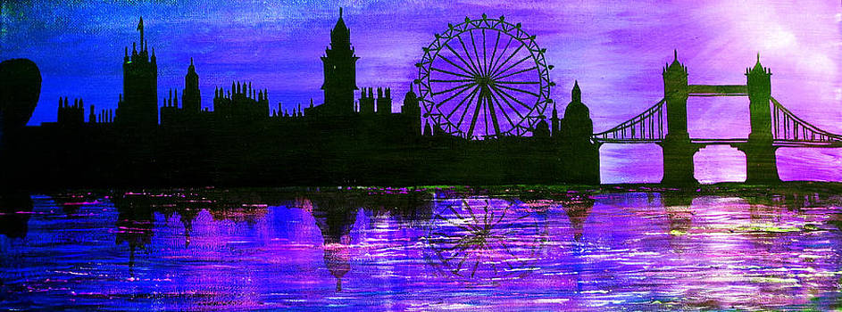London Light by Ann Marie Bone