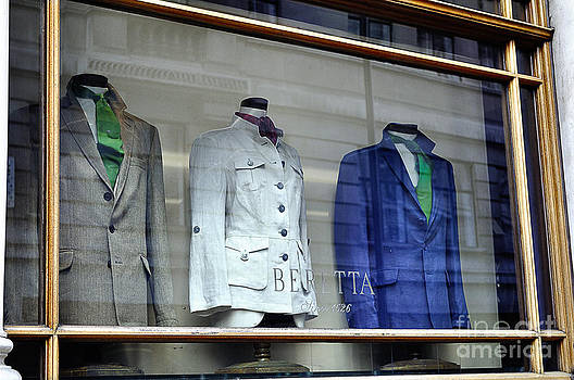 London Store Front by Andres LaBrada