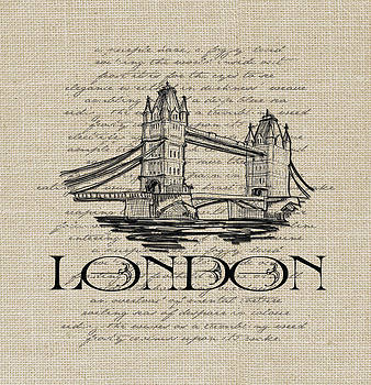 London Tower Bridge  by Jaime Friedman