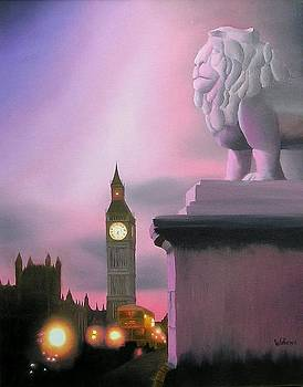 London by Wagner Chaves