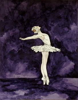 Lone Ballet by Ally Mueller