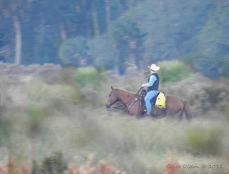 Grace Dillon - Lone Cowboy