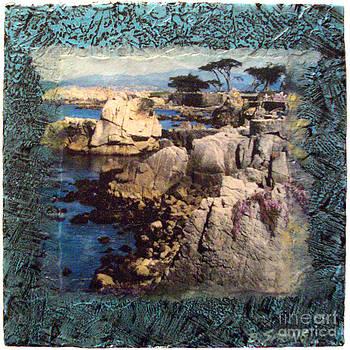 Lone CypressScape by Bonnie Sprung