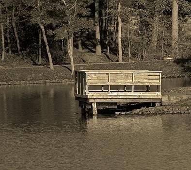 Lone Dock by Thomas  MacPherson Jr