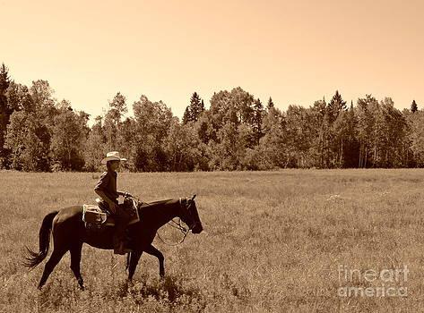 Lone Ranger by Sarah Mullin