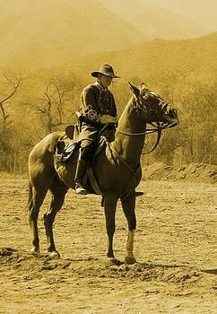 Lone Rider by Chuck Kemp