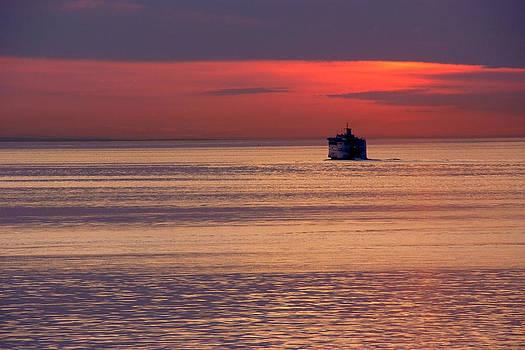 Devinder Sangha - Lone Ship