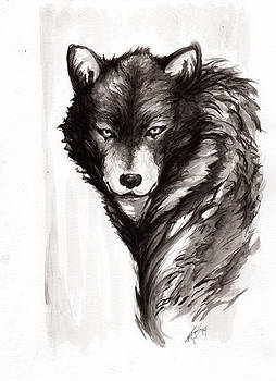 Lone Wolf by Miguel Karlo Dominado