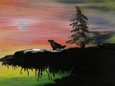 Lone Wolf by Susan Voidets
