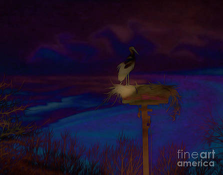 Algirdas Lukas - Lonely At Night