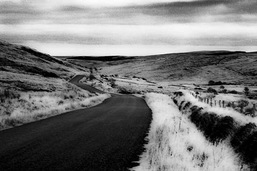 Lonely Country Road by Tony Reddington
