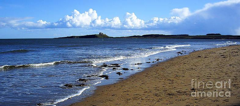 Malcolm Suttle - Lonely Dunstanburgh