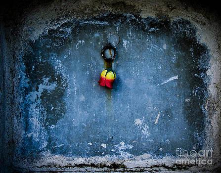 Lonely Flower by Victoria Herrera