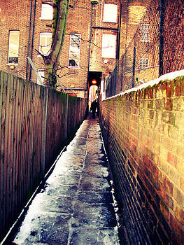 Lonely London by Stephanie Selby